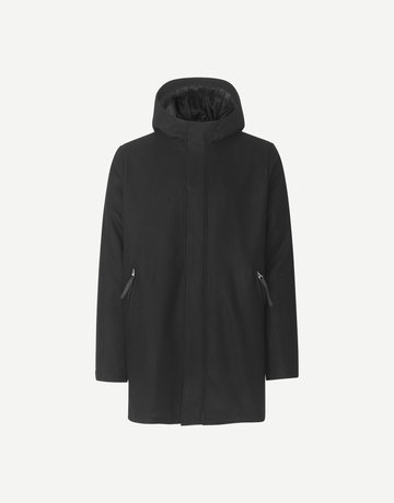 Samsoe Samsoe Snyder Jacket Black