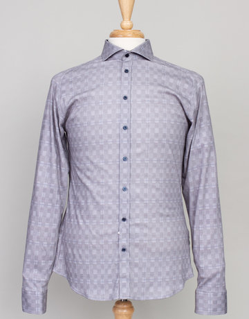 Desoto Desoto Long Sleeve Check Gingham Shirt