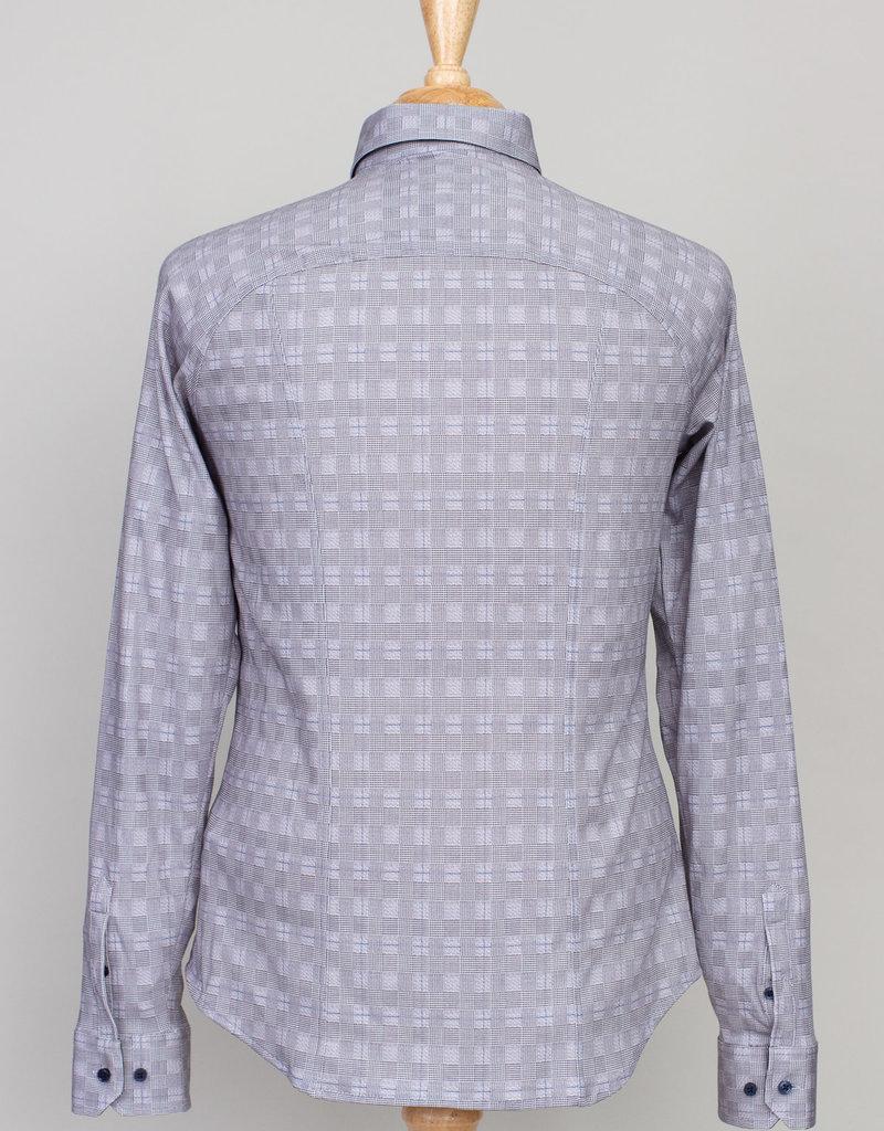 Desoto Desoto Long Sleeve Check Gingham Shirt