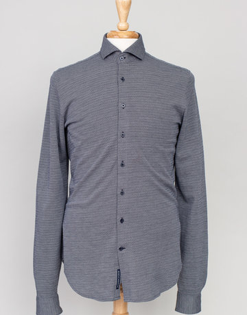 Blue Industry Blue Industry Wave Texture Shirt