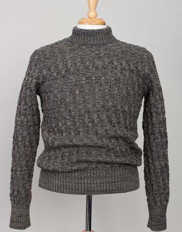 S.N.S. Herning S.N.S. Herning Stark Sweater Blended Grey