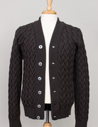 S.N.S. Herning S.N.S. Herning Master Cardigan Clay Grey