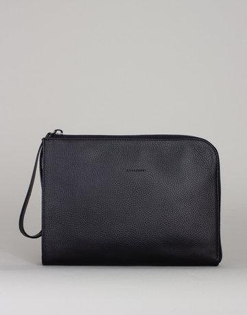 Gavazzeni Gavazzeni Small Travel Handbag Black