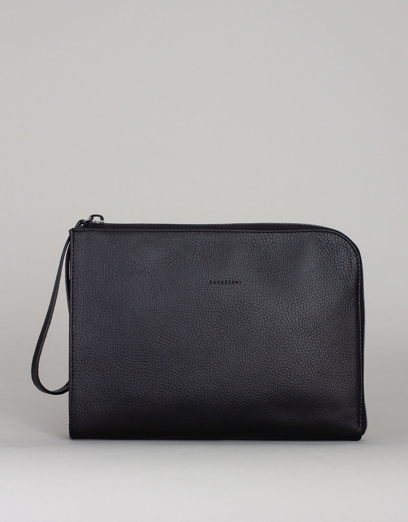 Gavazzeni Gavazzeni Small Travel Handbag Black
