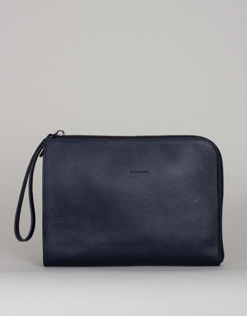 Gavazzeni Gavazzeni Small Travel Handbag Navy