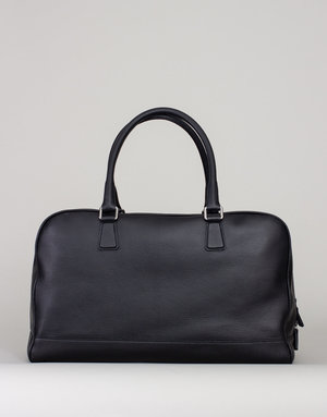 Gavazzeni Gavazzeni Weekend Travel Bag Black