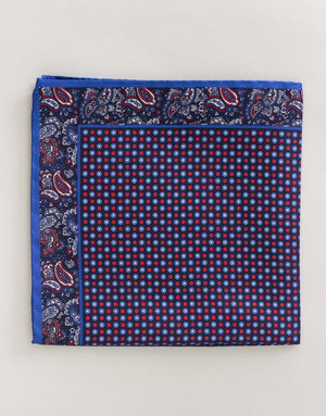 Emil Angelica Pocket Square