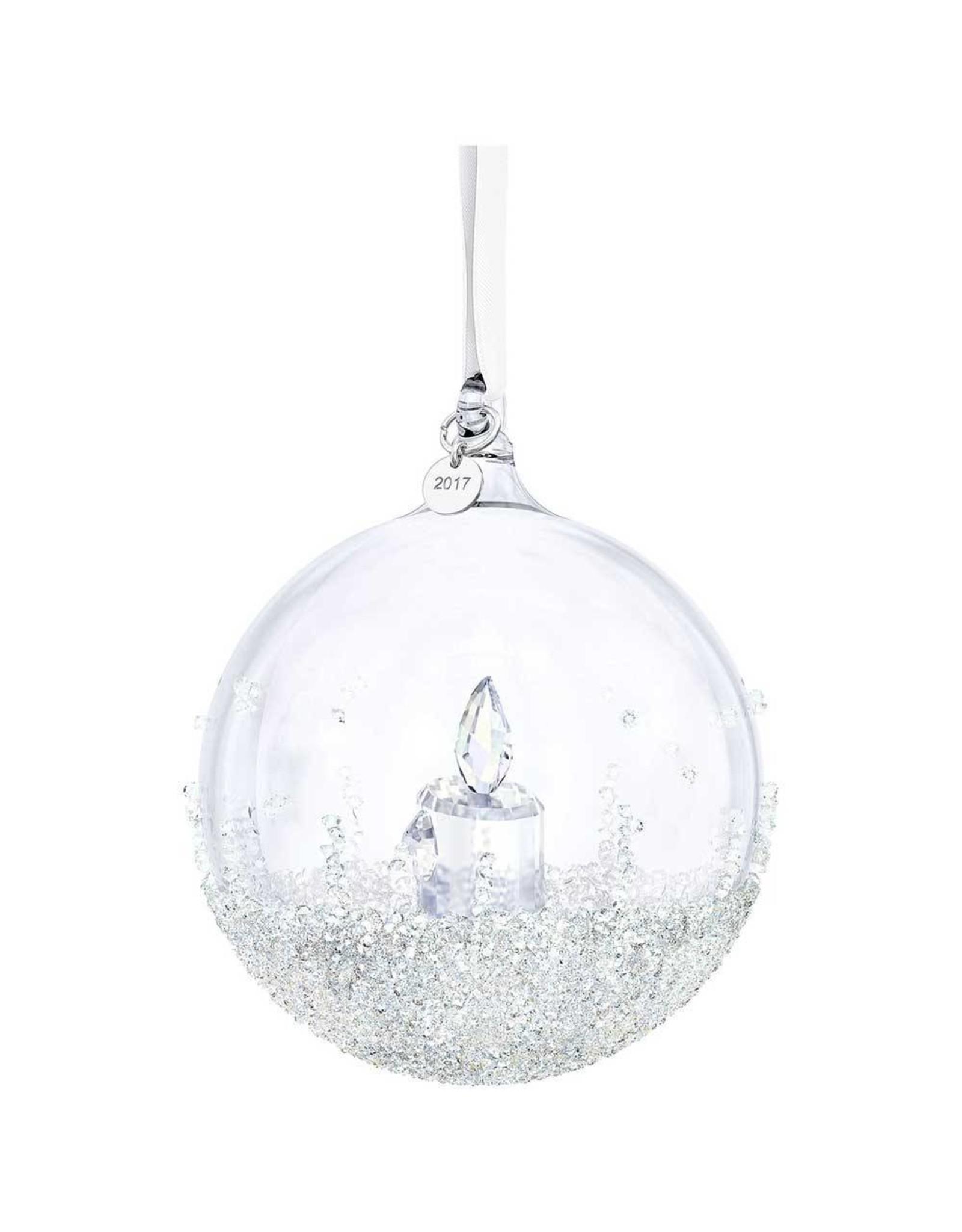 Swarovski 2017 Swarovski Christmas Ball Ornament