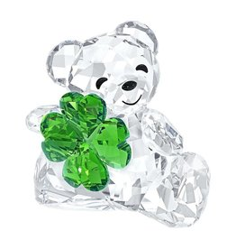 Swarovski Kris Bear Good Luck