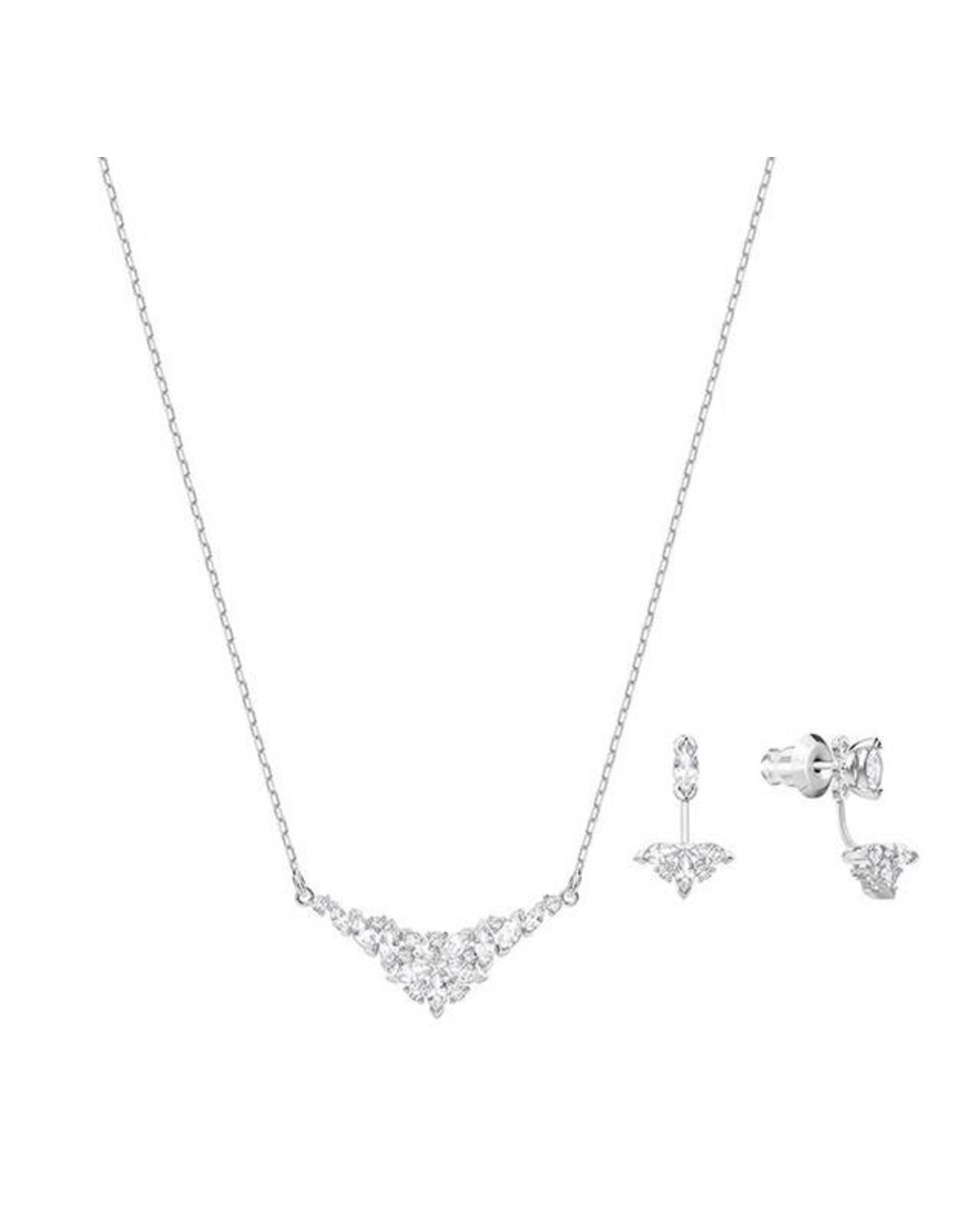 Swarovski Swarovski Lady Necklace & Earrings Set