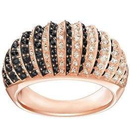 Swarovski Luxury Domed Ring