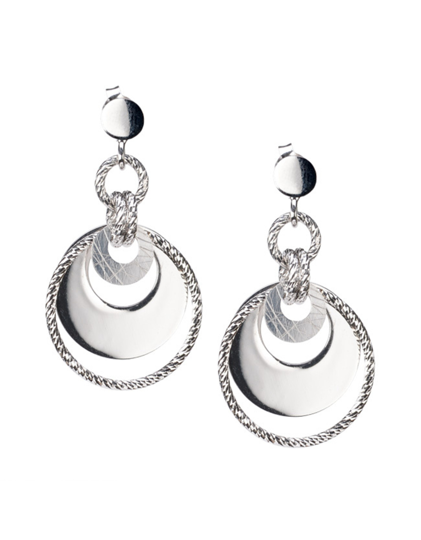 Frederic Duclos Jenny Earrings SS