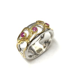 Juvite Ruby Ring