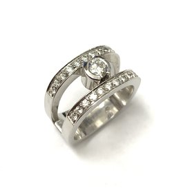 0.65ctw Diamond Ring