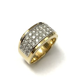 1.00ctw Pave Diamond Ring