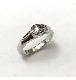 0.13ct Canadian Diamond Ring