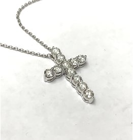 1.00ctw Diamond Cross