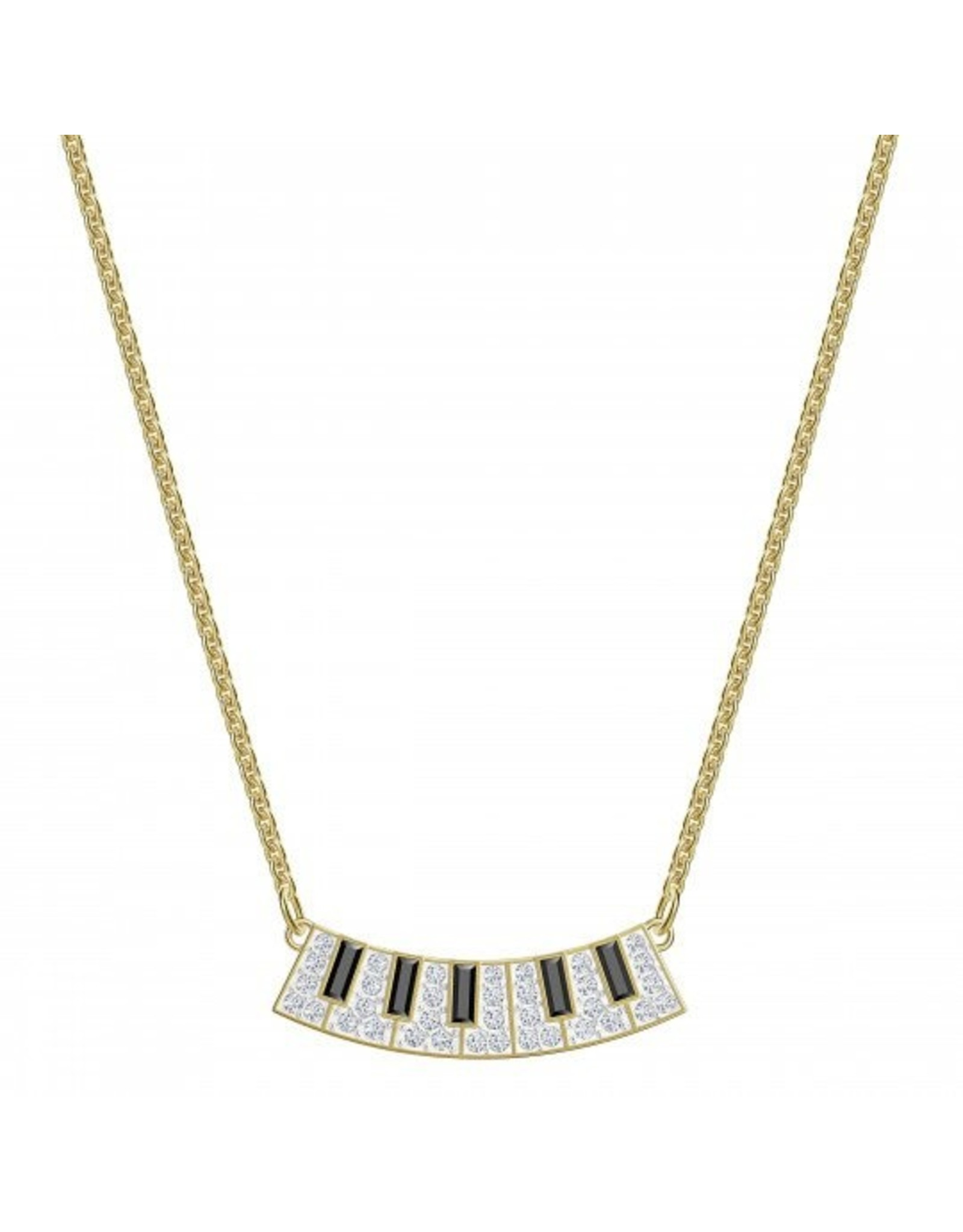 Swarovski Swarovski Piano Pleasant Necklace