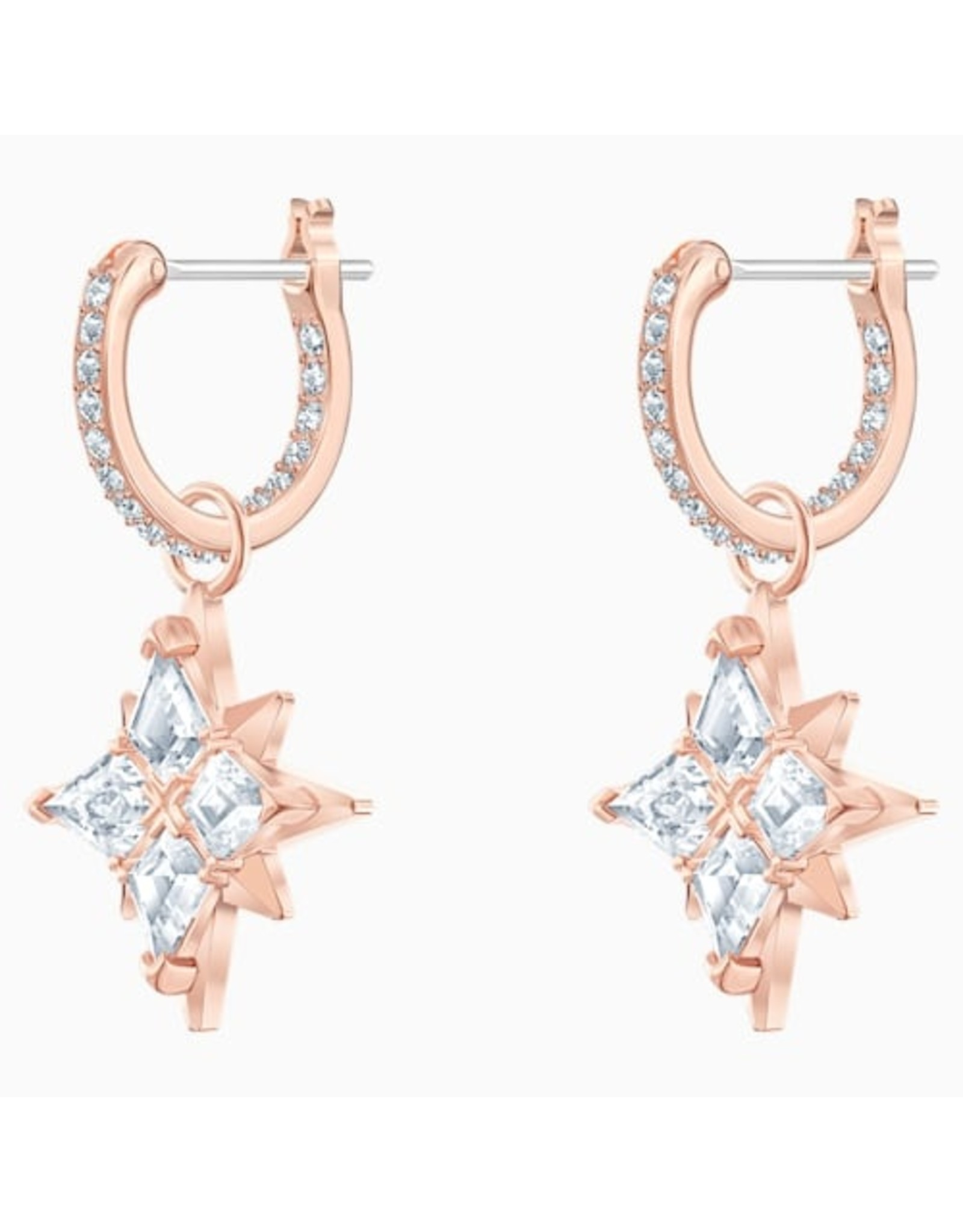 Swarovski Swarovski Star Dangle Earrings