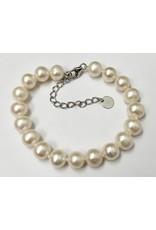 Freshwater Pearl Bracelet SS