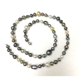 Tahitian & South Sea (8-14mm) Pearl Strand