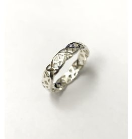Keith Jack Love Knot Ring