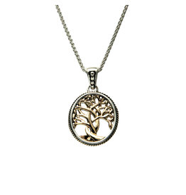 Keith Jack Tree of Life Pendant (Small)