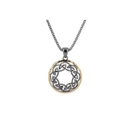 Keith Jack Path of Life Eternity Pendant