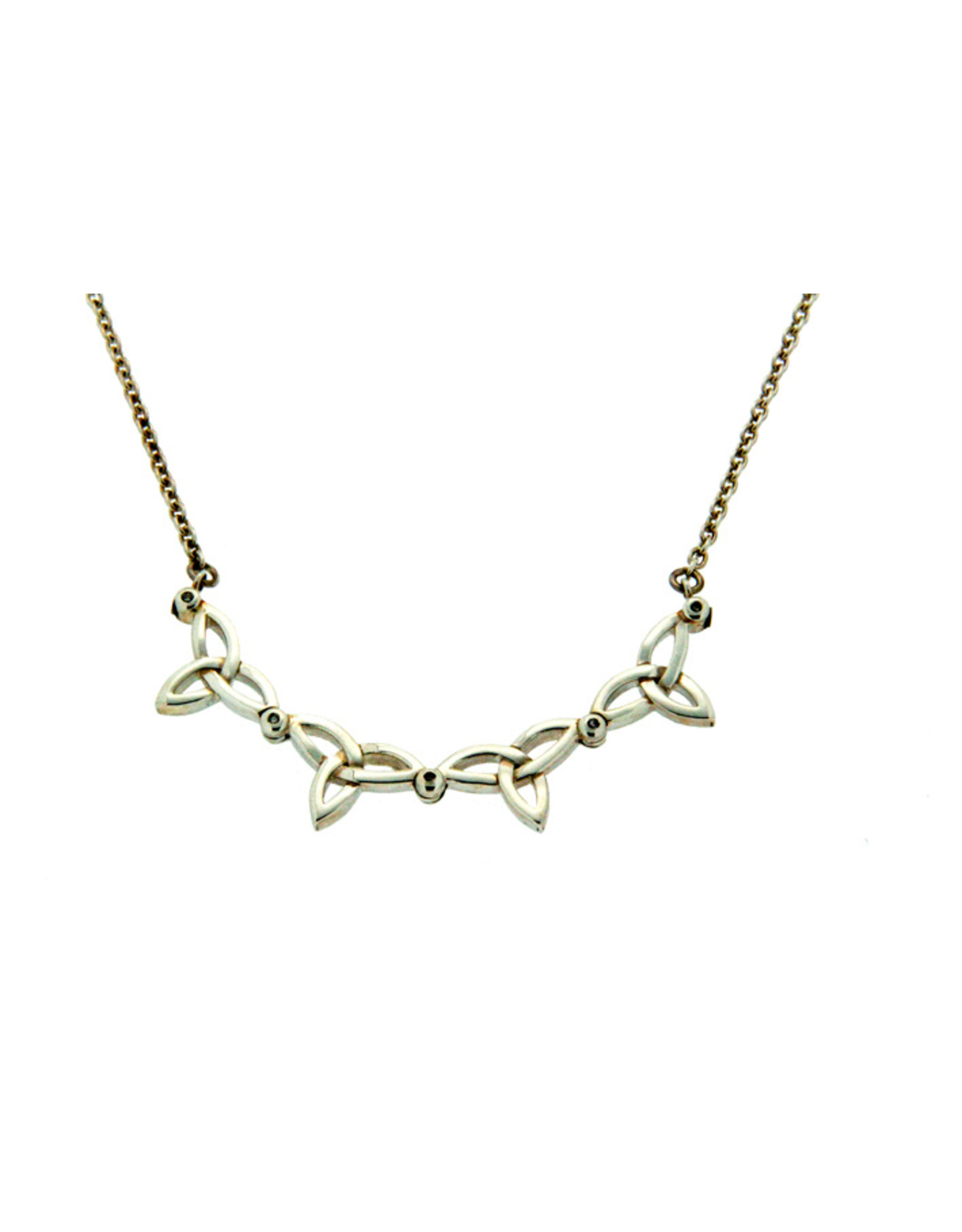 Keith Jack Synergy 2-in-1 Necklace SS