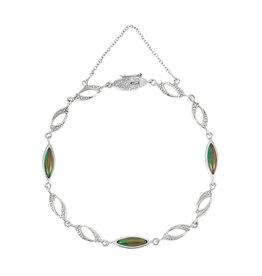 Korite Madeleine Ammolite Bracelet