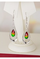 Korite Elenor Ammolite Earrings SS