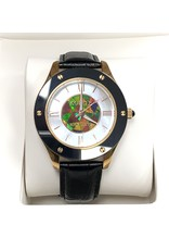 Korite 43mm Ammolite Watch