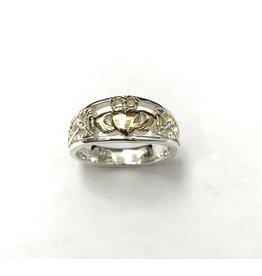 Keith Jack Claddagh Ring
