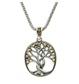 Keith Jack Tree of Life Pendant