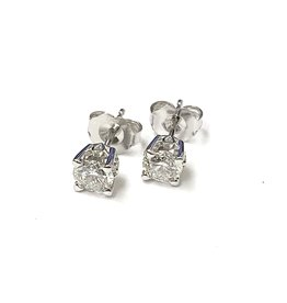 0.80ctw Canadian Diamond Studs