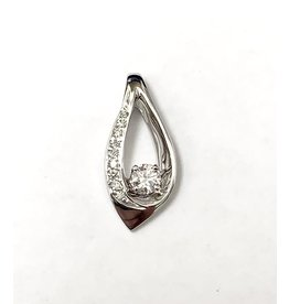 0.34ctw Diamond Pendant