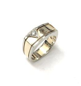 0.095ct Diamond Ring