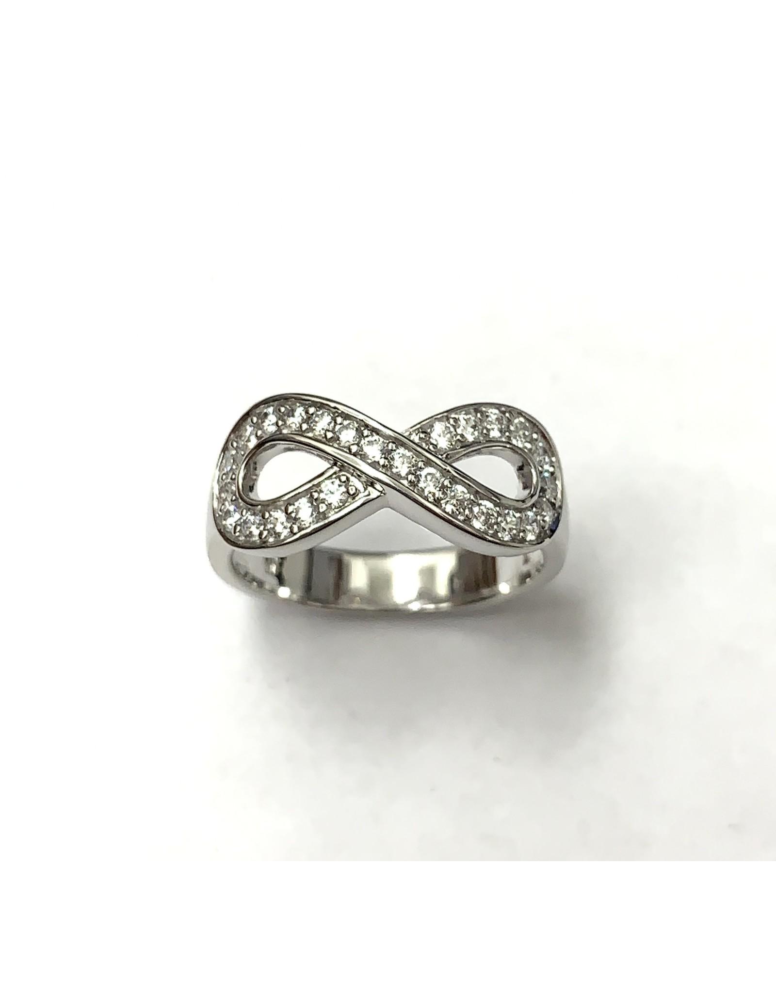 Infinity CZ Ring SS