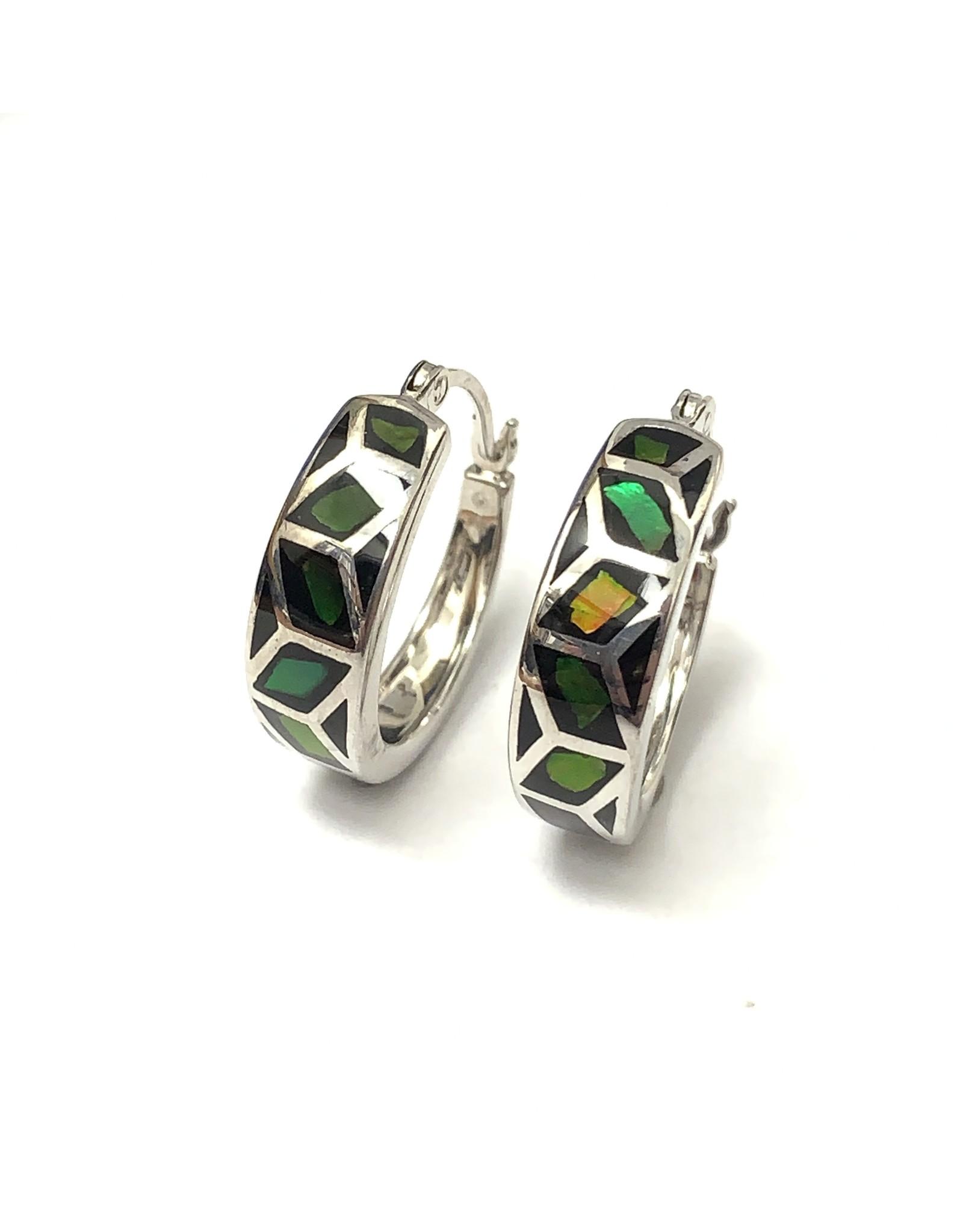 Korite Julieta Ammolite Earrings SS