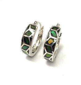 Korite Julieta Ammolite Earrings