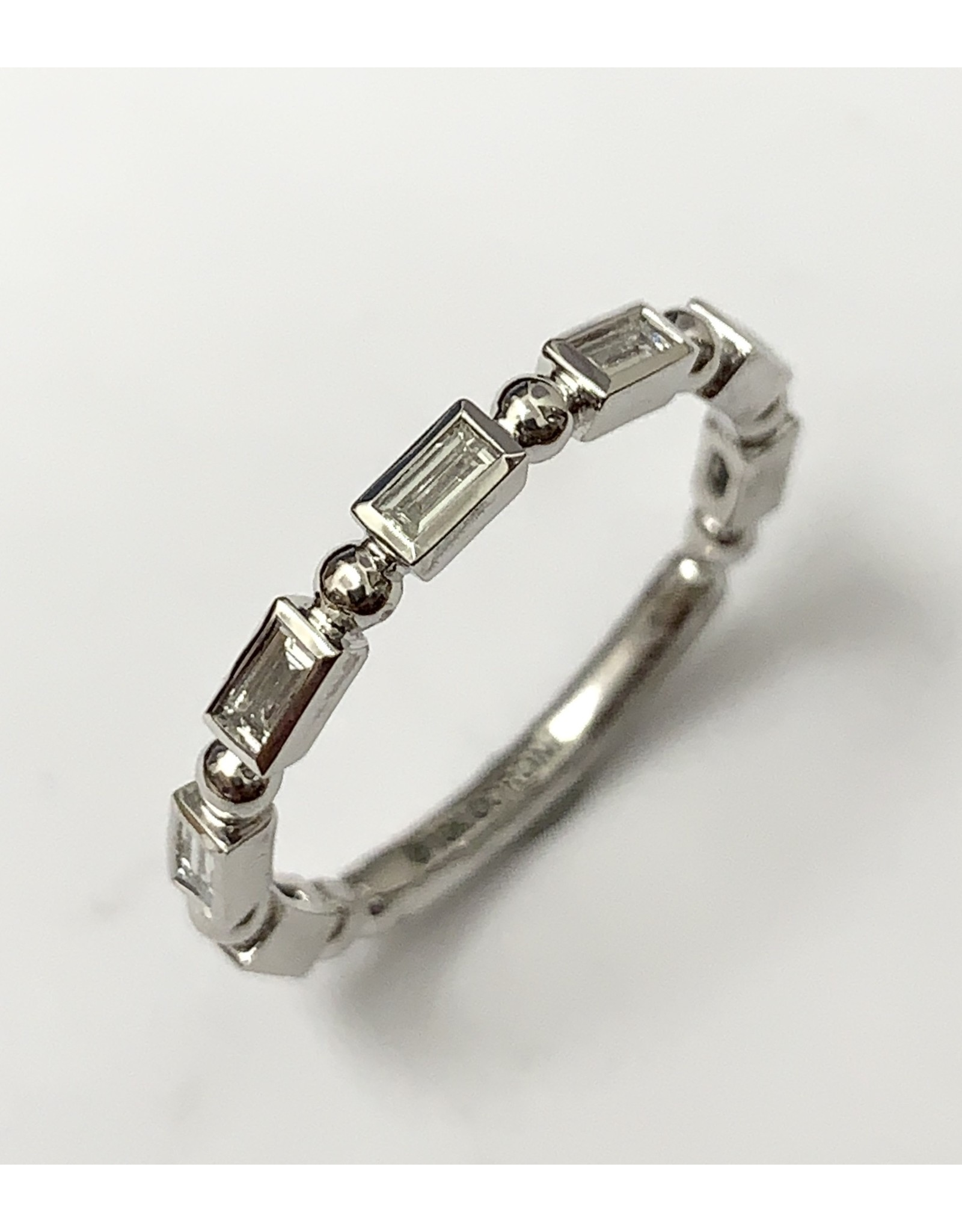 Chi Chi Baguette Diamond Ring 10KW