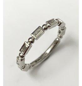 Chi Chi Baguette Diamond Ring