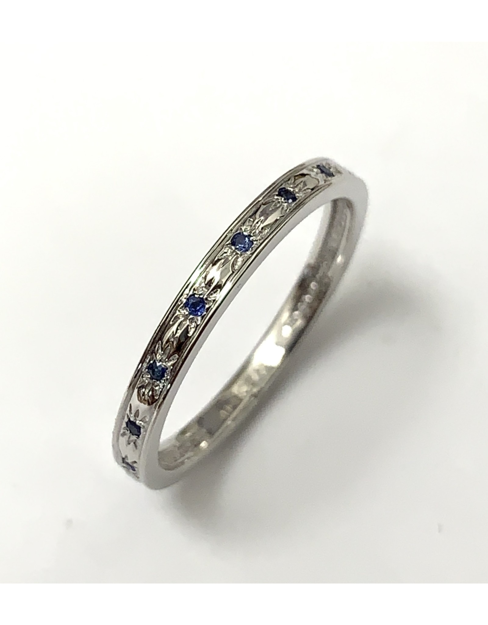 Chi Chi Fancy Sapphire Ring 10KW