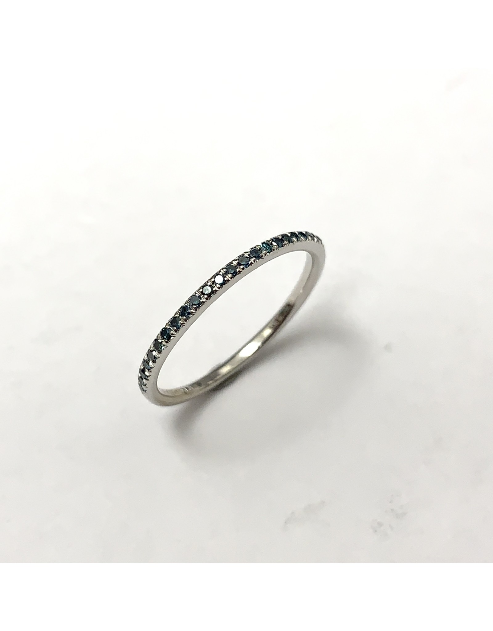 Chi Chi Blue Diamond Ring 10KW
