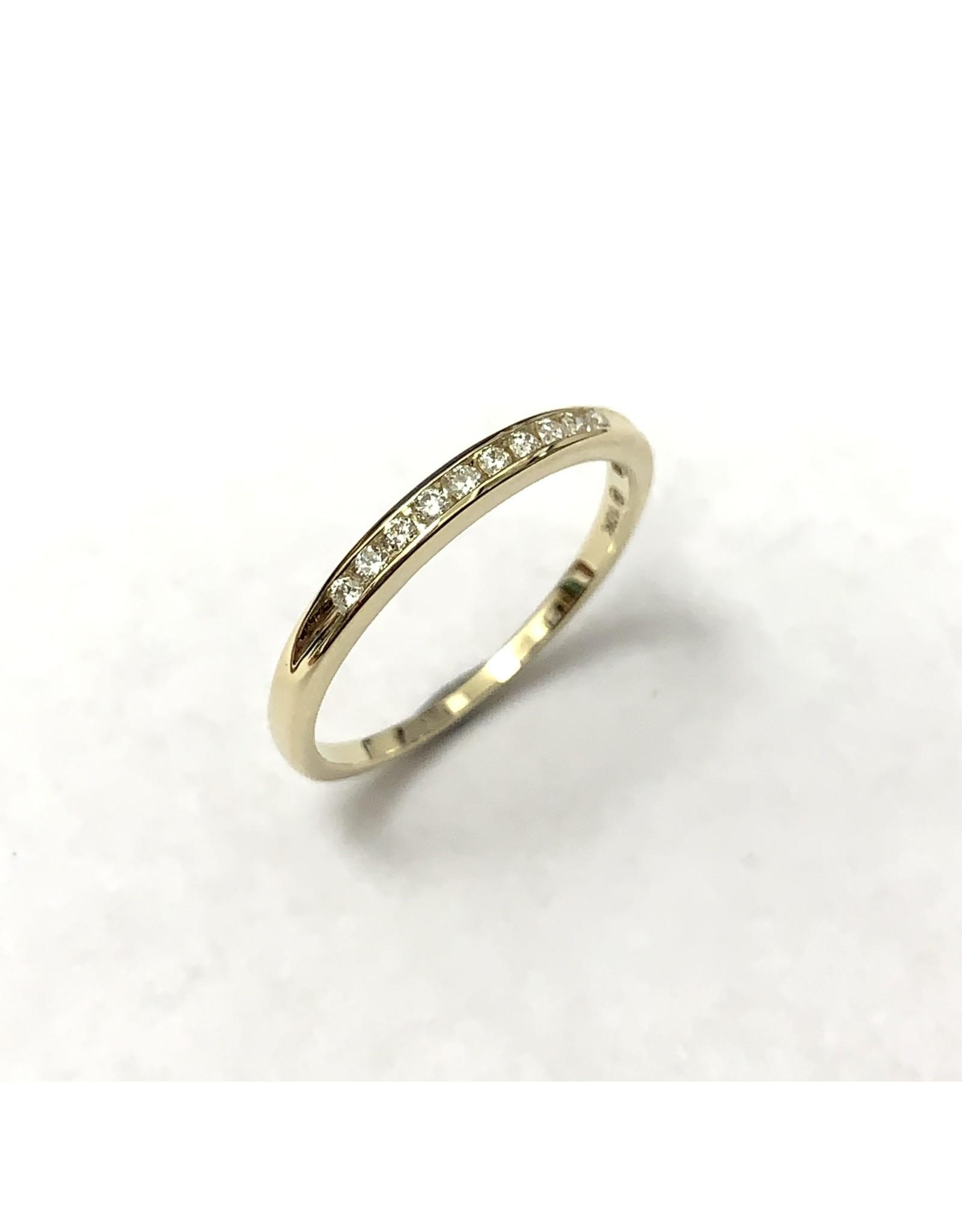 Chi Chi Diamond Ring 10KY