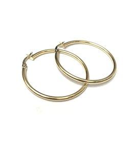 35mm Classic Hoop Earrings