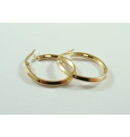 22mm Hoop Earrings