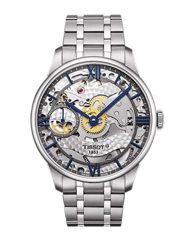 Tissot Tissot Squelette Mechanical Watch