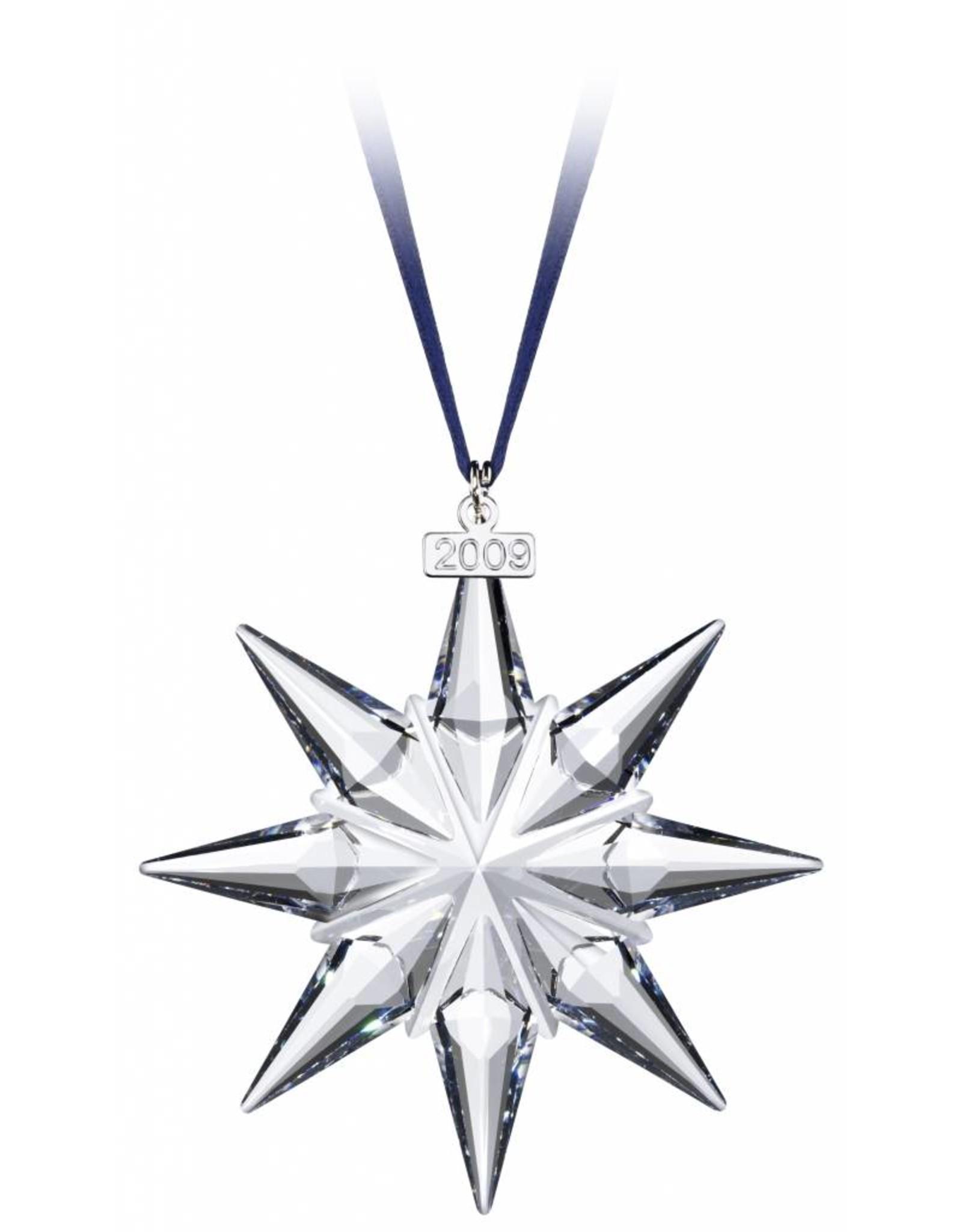 Swarovski Swarvoski Christmas Ornament 2009