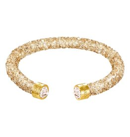 Swarovski Crystaldust Cuff (Yellow)